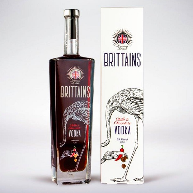Brittains Premium Chilli & Chocolate