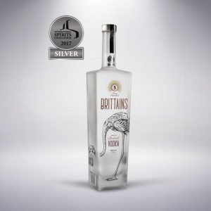 Brittains Premium 5 Time Distilled