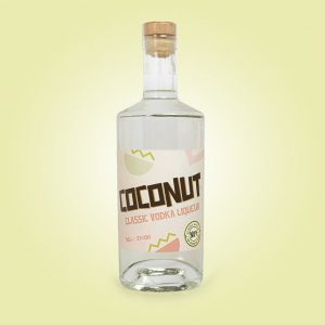 Classic Coconut Vodka Liqueur 70cl