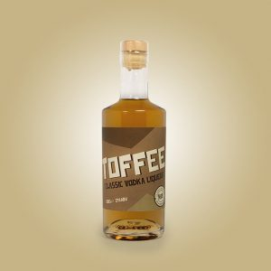 Classic Toffee Vodka Liqueur 50cl